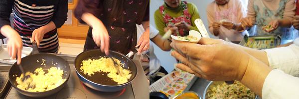 スタジオ桂花 料理教室 中華料理クラス