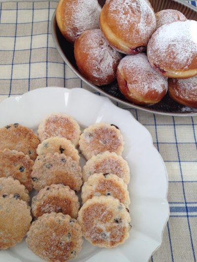 ドイツの「ベルリーナ」/イギリスの「ウィルシュケーキ」