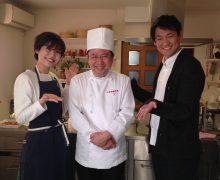 NHK奈良「ならメシ」に出演いたします